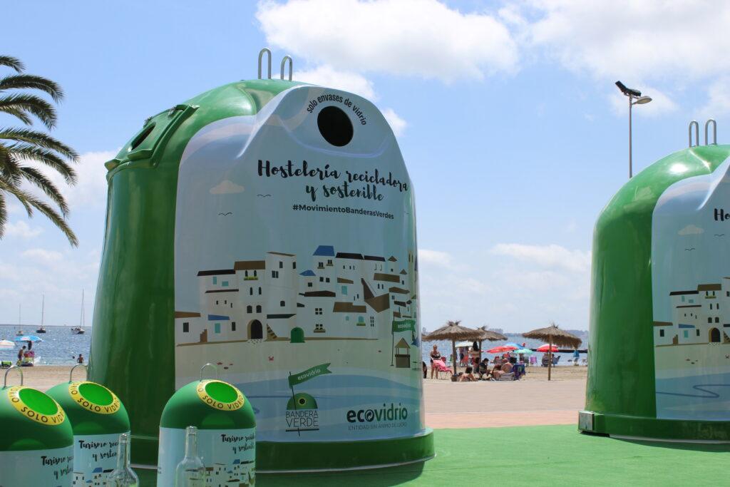 Campaña-Movimiento-Bandera-Verde-Ecovidrio-San-Javier
