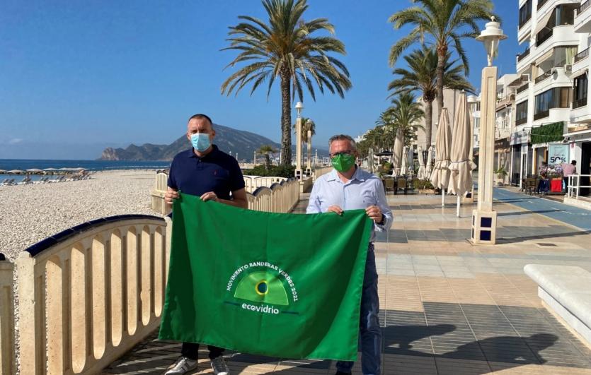 Campaña-Movimiento-Bandera-Verde-Ecovidrio-Altea