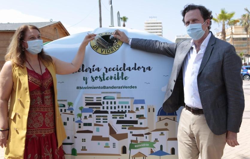 Campaña-Movimiento-Bandera-Verde-Ecovidrio-Andalucía