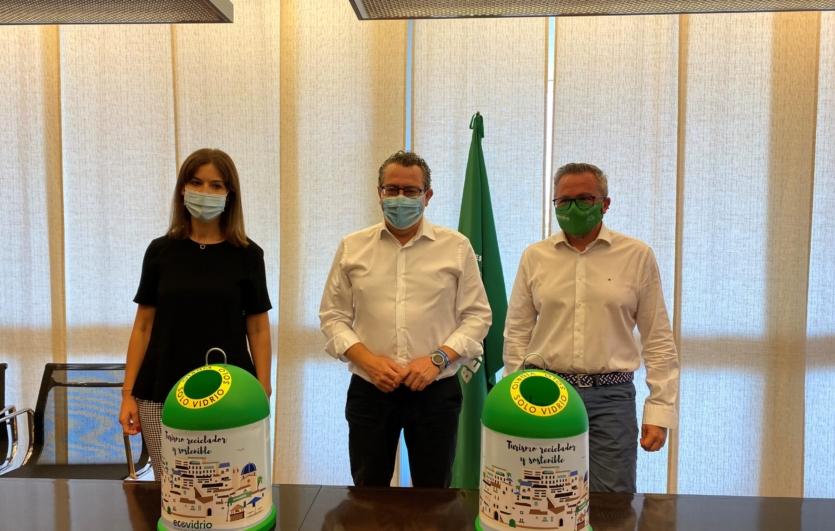 Campaña-Movimiento-Bandera-Verde-Ecovidrio-Benidorm