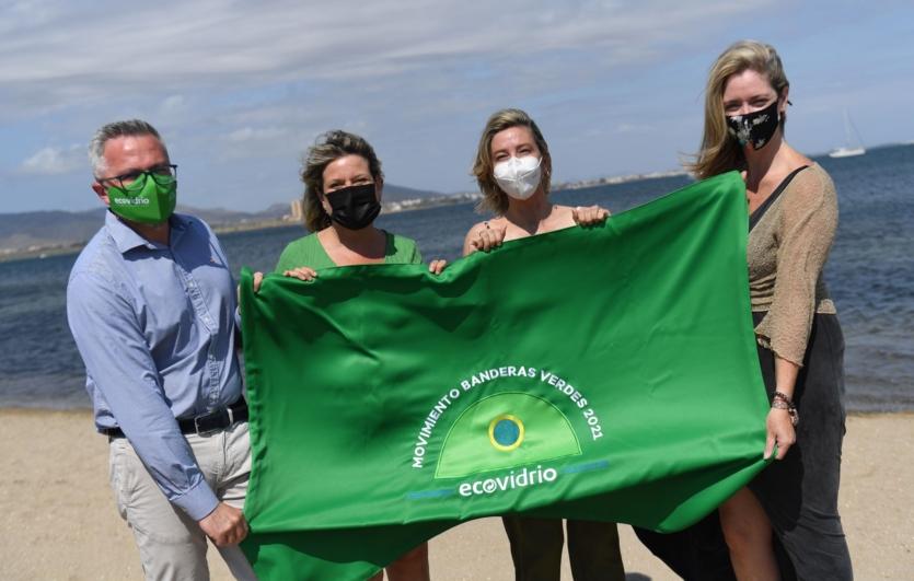 Campaña-Movimiento-Bandera-Verde-Ecovidrio-Cartagena