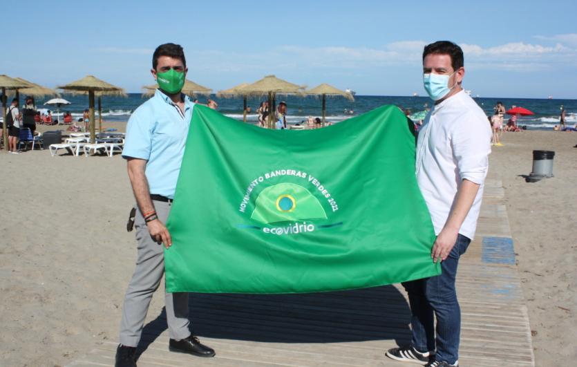 Campaña-Movimiento-Bandera-Verde-Ecovidrio-Castellón
