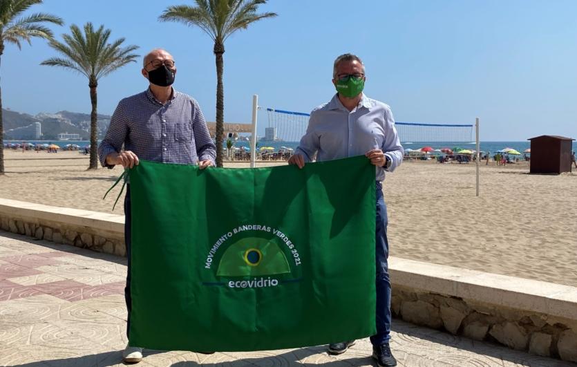 Campaña-Movimiento-Bandera-Verde-Ecovidrio-Cullera