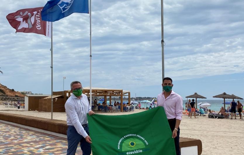 Campaña-Movimiento-Bandera-Verde-Ecovidrio-Orihuela